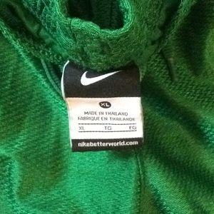 1d6230f5949 Nike Shorts - NIke Emerald Green Gym Basketball Shorts XL